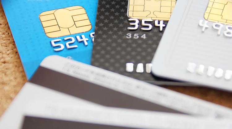 写真:クレジットカード